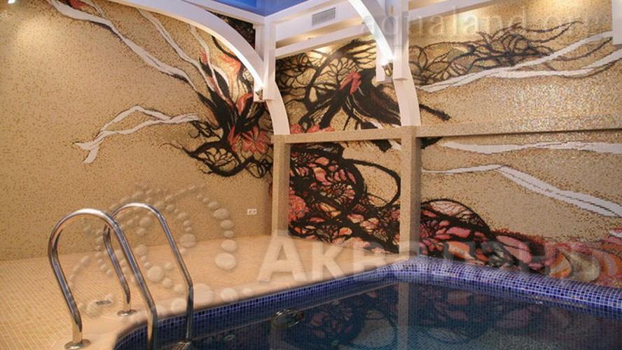Фото частных бассейнов
