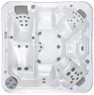 Гидромассажный бассейн спа Venture