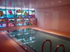 Детский плавательный бассейн