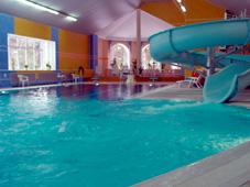 Подсветка плавательного бассейна