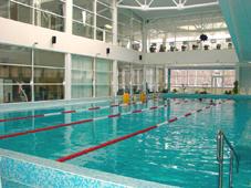 Оборудование плавательного бассейна: разделительные дорожки