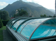 Бассейн Future Pool в павильоне