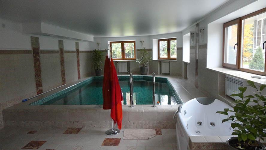 вентиляция бассейнов. фото