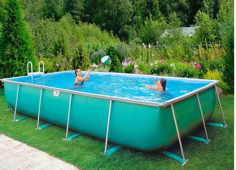Фото бассейна своими руками