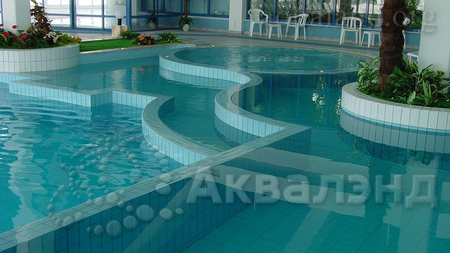 Фото общественных бассейнов